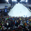 Packed house at Superpipe