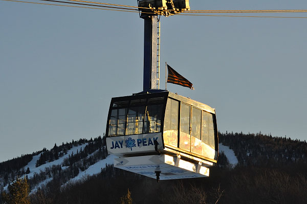 A damn good time for some tram time. Photo: Tim Fater