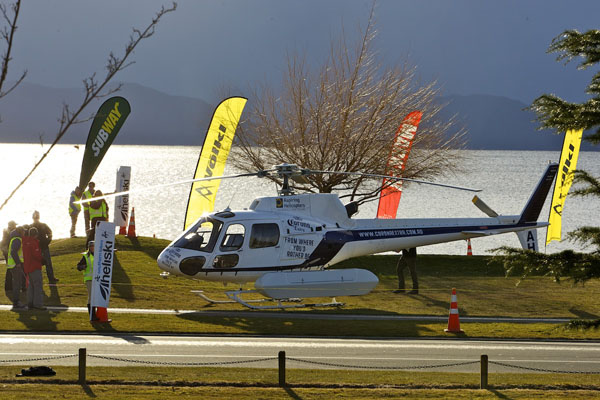 World Heli Challenge Takes Off