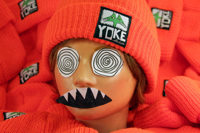 Hunter blaze orange being all the rage right now... Photo: YokeCollection.com