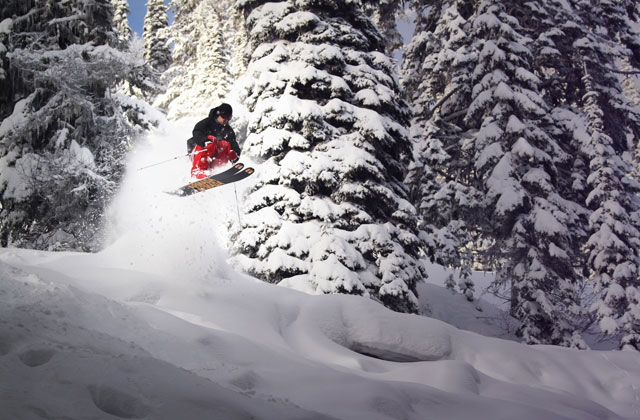 Winning. Photo: Red Mountain Resort