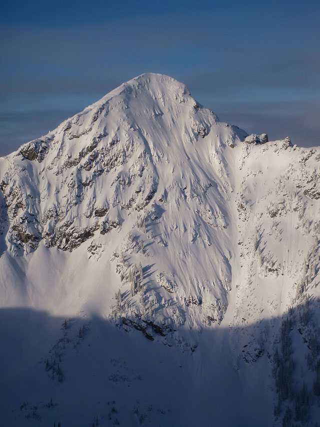 Mac Daddy at Revelstoke Mt. is the venue slated for Monday's finals. Photo: Freeskiing World Tour