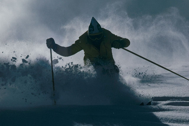 John Terence Turner photographed countless moments that epitomized skiing in the '70s.