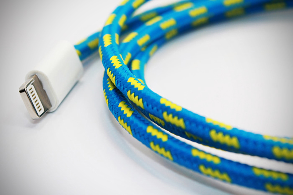 The Eastern Collective Lightning Cables have stormed their way across the web and print worlds. PHOTO: EASTERN COLLECTIVE