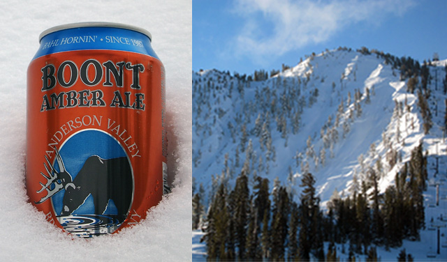Anderson Valley and Mount Rose's El Cap compliment each other nicely. PHOTO: Courtesy of Mount Rose