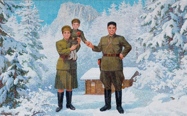 A ski area encompassing 68 miles in a communist? The Kim family will have no need for a private resort. PHOTO: Alamy