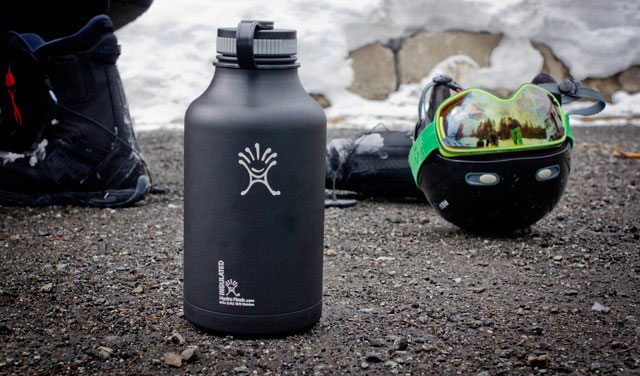 Junk in the Truck: Hydro Flask Stainless Steel Growler