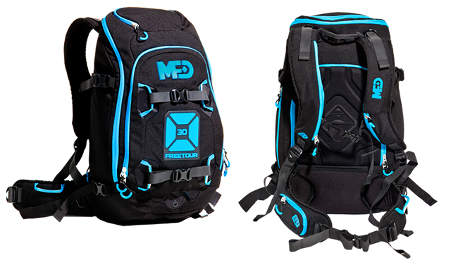 MFD Freetour 30L Backpack w/ Hydrapak® SF350 Backcountry Collapsible Bottle, $189.