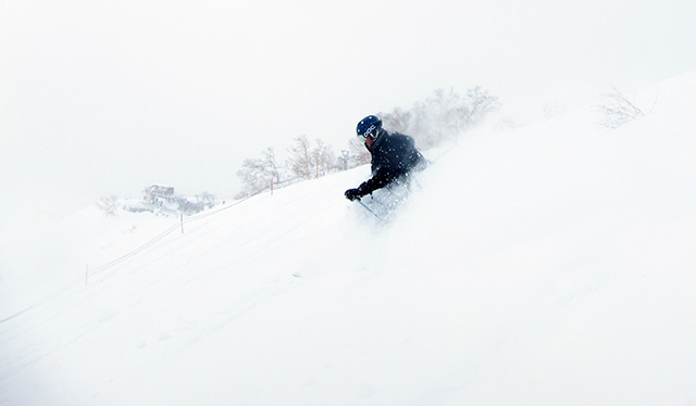 The Ski Bums crew scored in Japan last winter. PHOTO: Courtesy of Ski-Bums.org