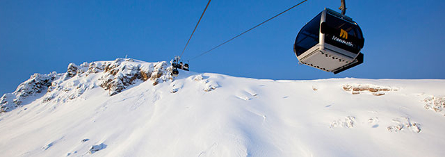 It's a brave new world up there. We'll be watching. PHOTO: Courtesy Mammoth Mountain