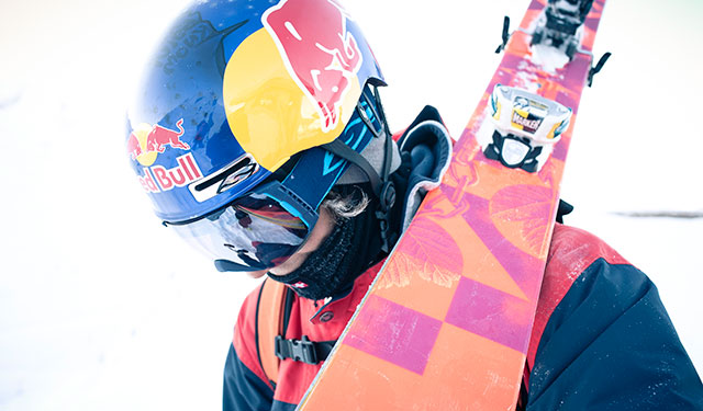Eder is focused on the future. Keep an eye out for this kid's segment in MSP's fall release. PHOTO: Courtesy Red Bull