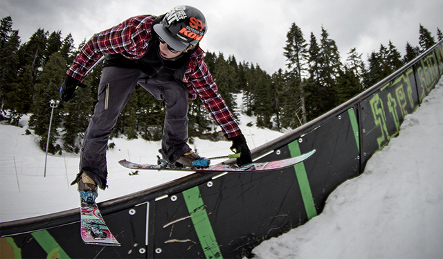 Grab and go. PHOTO: Gill Montgomery