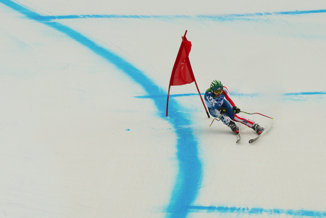 Team America. F**k Yeah! Bode Miller goes for gold. When he feels like it. PHOTO: Wikimedia