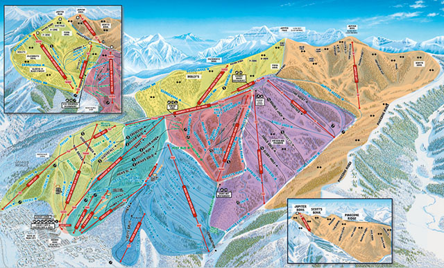 If the court approves an eviction order for Park City, the ski resort would remove the following lifts: Town, Crescent, King Con, Silverlode, Bonanza, McConkey's, Pioneer, Eaglet, and Silver Star. Parts of Jupiter, Thaynes, and Motherlode would also be removed.