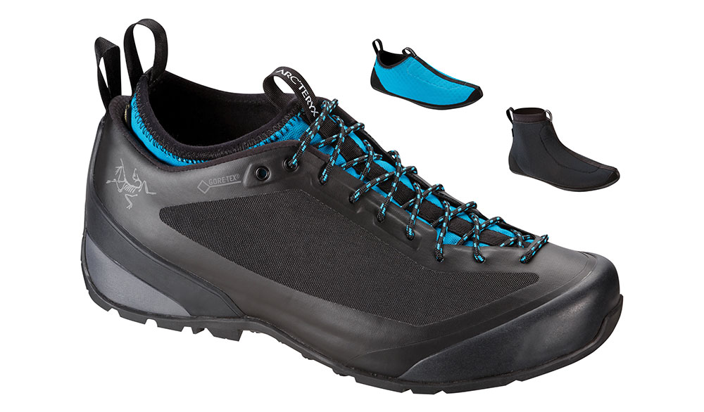 If you like Arc'Teryx for its outerwear, check out its new footwear. PHOTO: Arc'Teryx