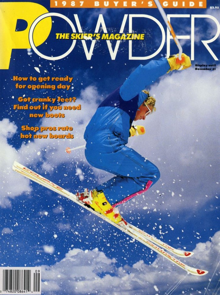 Powder Magazine Volume 16