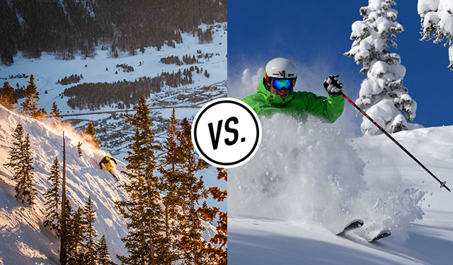 Whatever USA vs. Ski Town USA.