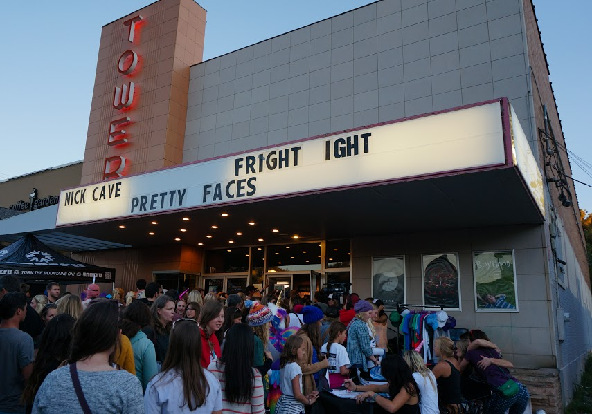 One of two sold out shows in Salt Lake City last week for Pretty Faces. PHOTO: Erme Catino