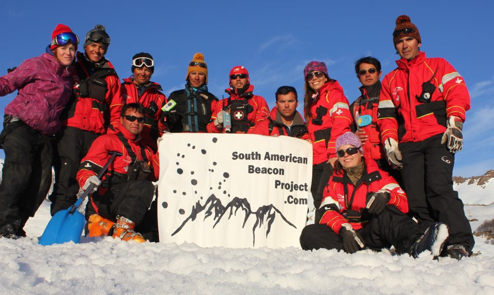 south american beacon project