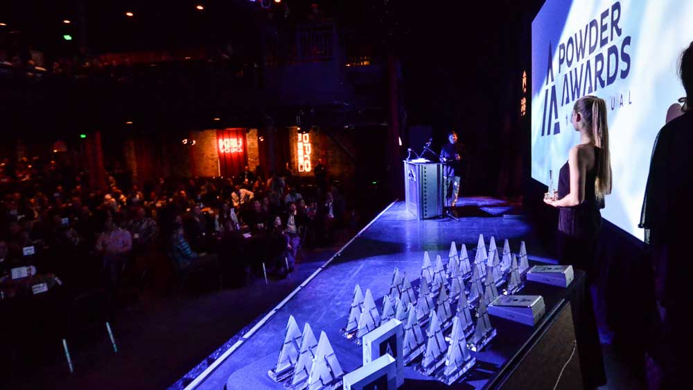 Come to the 15th Annual Powder Awards on Dec. 5 to find out who this year's winners are.