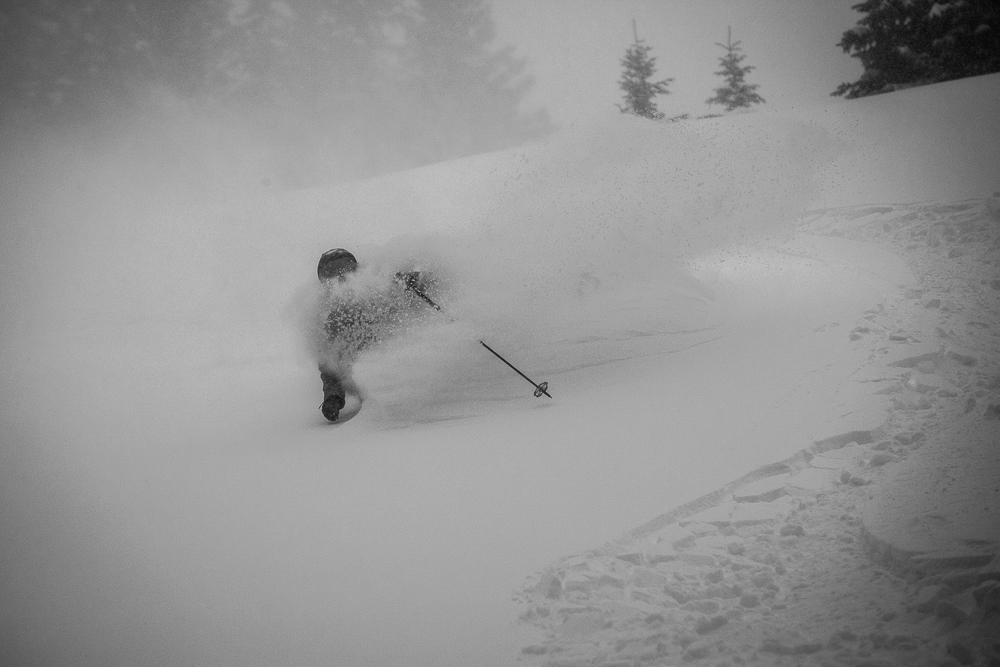 Christmas came to Vail last year with two-weeks of cold storms and blower snow. PHOTO: Jeff Cricco