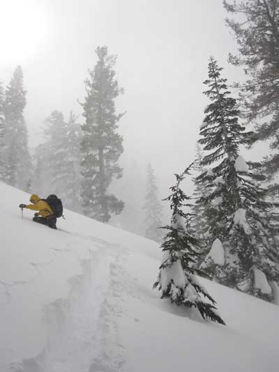PHOTO: Sierra Avalanche Center