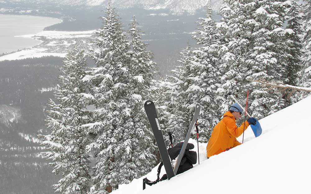Support the Sierra Avalanche Center, a nonprofit, and become a member. PHOTO: Sierra Avalanche Center