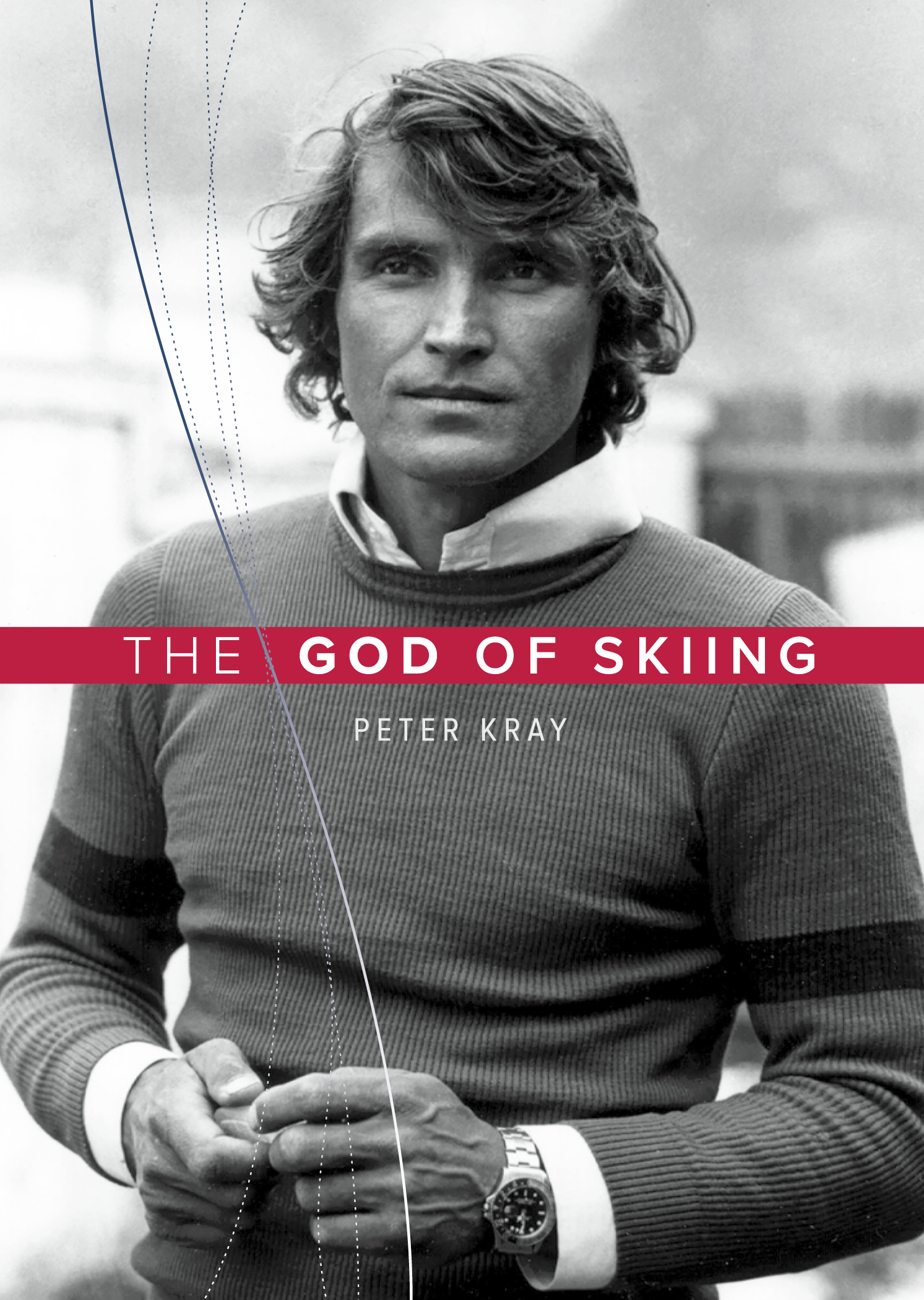 Peter Kray's new book published in the fall of 2014. PHOTO: Courtesy of Peter Kray