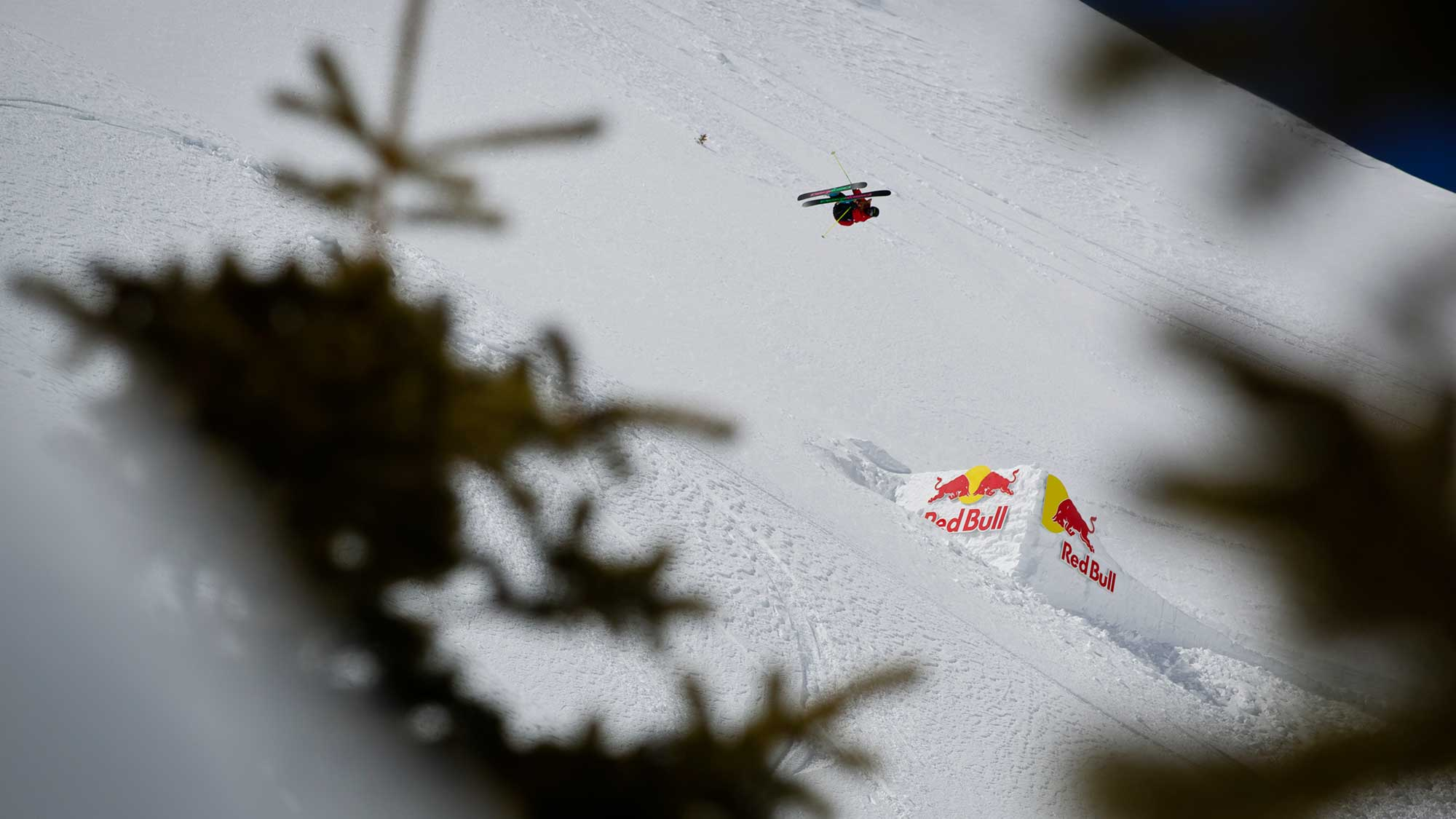 The Red Bull Cold Rush was postponed until the end of March. PHOTO: Red Bull Content Pool