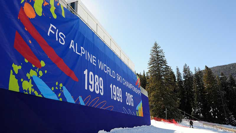 The FIS World Championships open today in Beaver Creek, Colorado. PHOTO: USSA