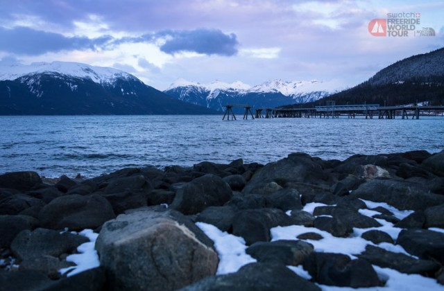 The views from Haines are beautiful.