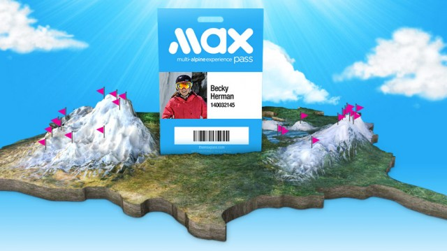 The M.A.X. Pass is a new collective ski pass.