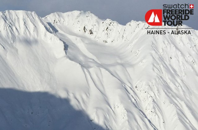 This year's FWT Haines course.