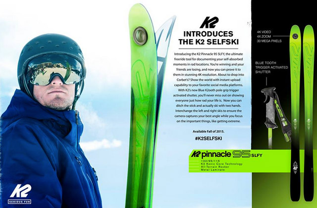 Introducing the SelfSki.