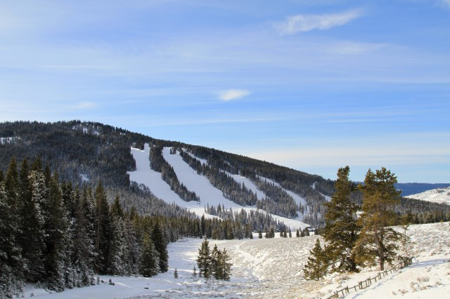 The Antelope Butte Foundation bought this ski area in the Bighorn Mountains.  PHOTO: Antelope Butte Foundation