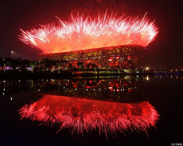 Celebrations continue in Beijing after the IOC named the Chinese capital the host of the 2022 Winter Olympic Games. PHOTO: Courtesy of The Olympic Games