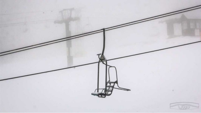 Without a replacement chairlift, Saddleback resort will not open next winter. PHOTO: Courtesy of Saddleback/Facebook