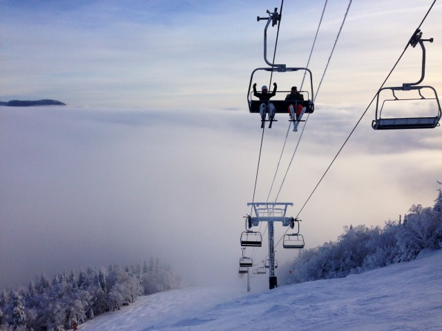 Stowe joins the Mountain Collective as their first resort on the East Coast. PHOTO: Courtesy of Stowe Mountain Resort.