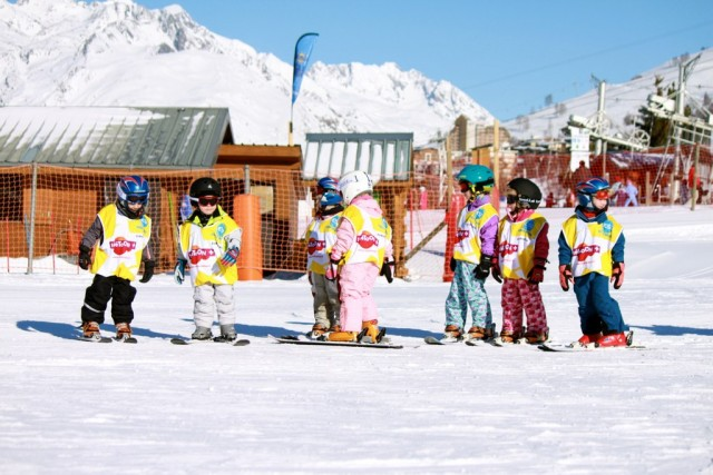 An Austrian judge must determine if a 6-year-old child understood the consequences of his or her actions while skiing. PHOTO: Ty Czka
