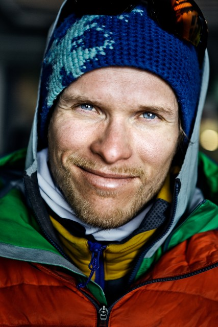Andreas Fransson told Sandra of his desire to mentor youth before he died. Photo:Linus Meyer