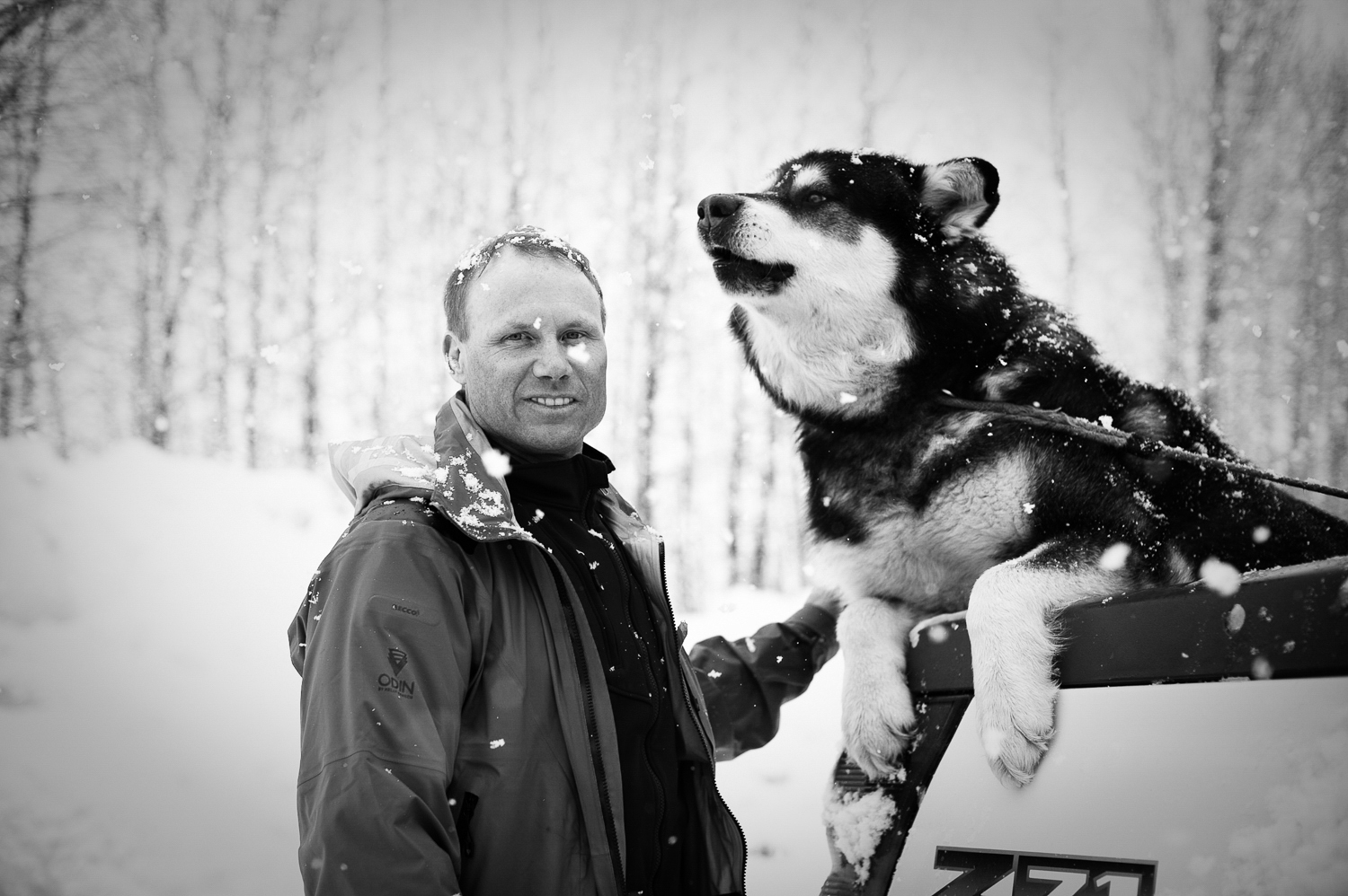 Dean Cummings founded H2O Guides in Valdez in 1995. He took second place at the inaugural World Extreme Skiing Championships in 1991, behind Doug Coombs. Photo: Court Leve