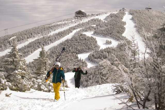 Cannon Mountain has been known as a tough hill ever since it opened in 1933.