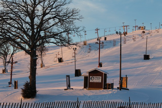 It ain't much to look at, but Wilmot has heart. PHOTO: Carley Clegg