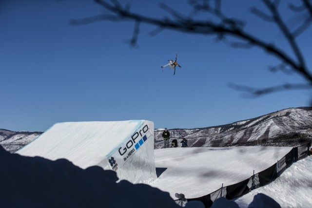 Sildaru's win in Aspen is the first Winter X Games medal for Estonia. PHOTO: Red Bull