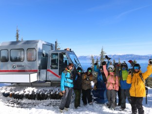 Homewood Snowcat Tours