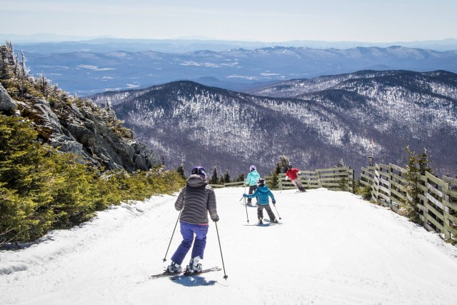Jay Peak, located in northern Vermont near the Canadian border, is expected to operate as usual for the remainder of the season. PHOTO: Courtesy Jay Peak