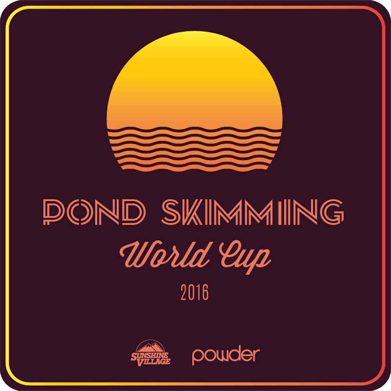 Pond Skimming World Cup 2016