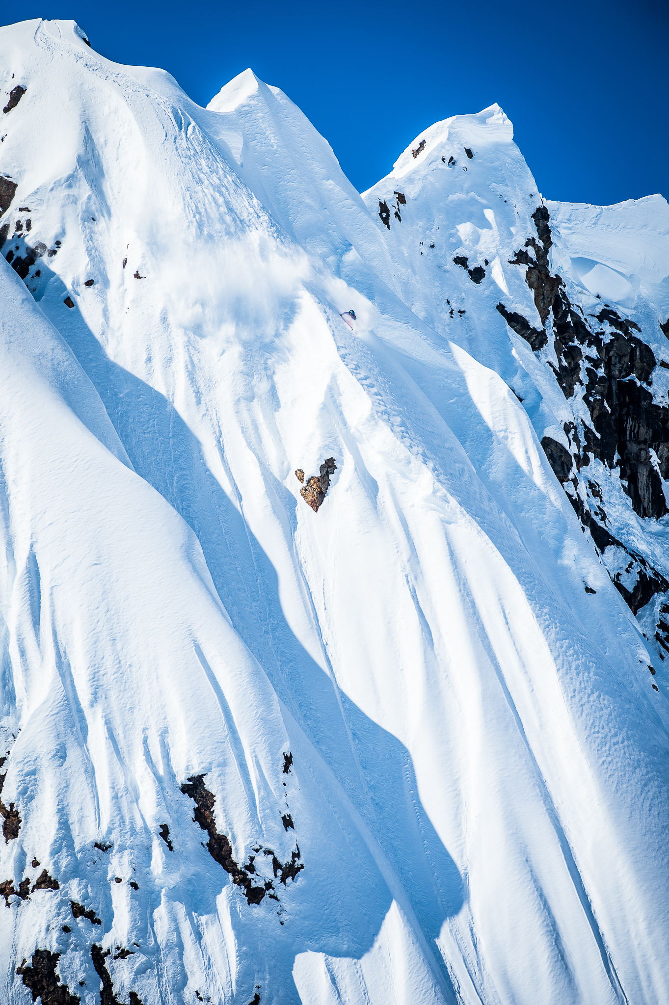 Angel Collinson in Juneau Alaska with TGR