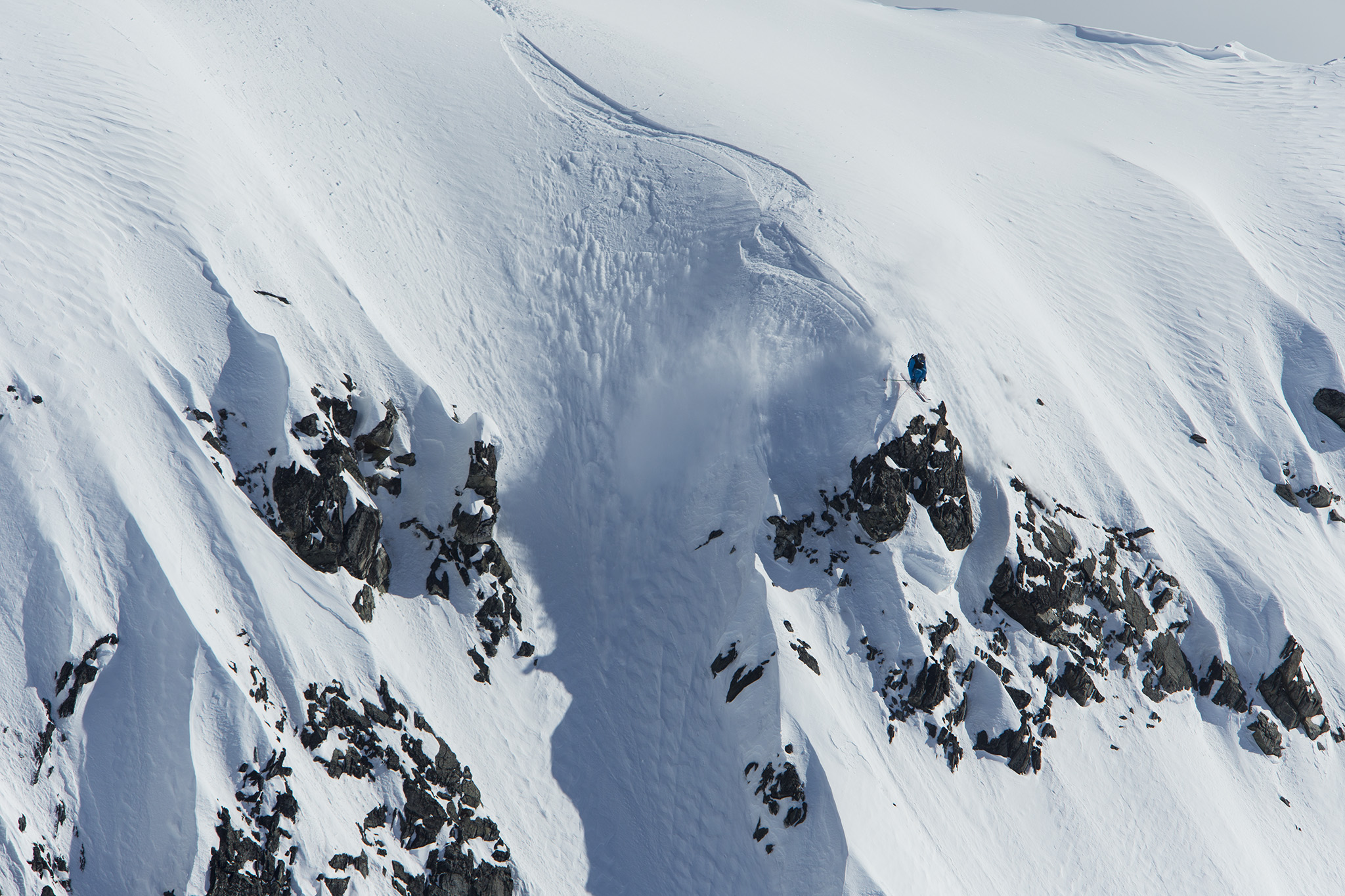 Ian McIntosh, Neacola Mountains, Alaska photo:Adam Clark