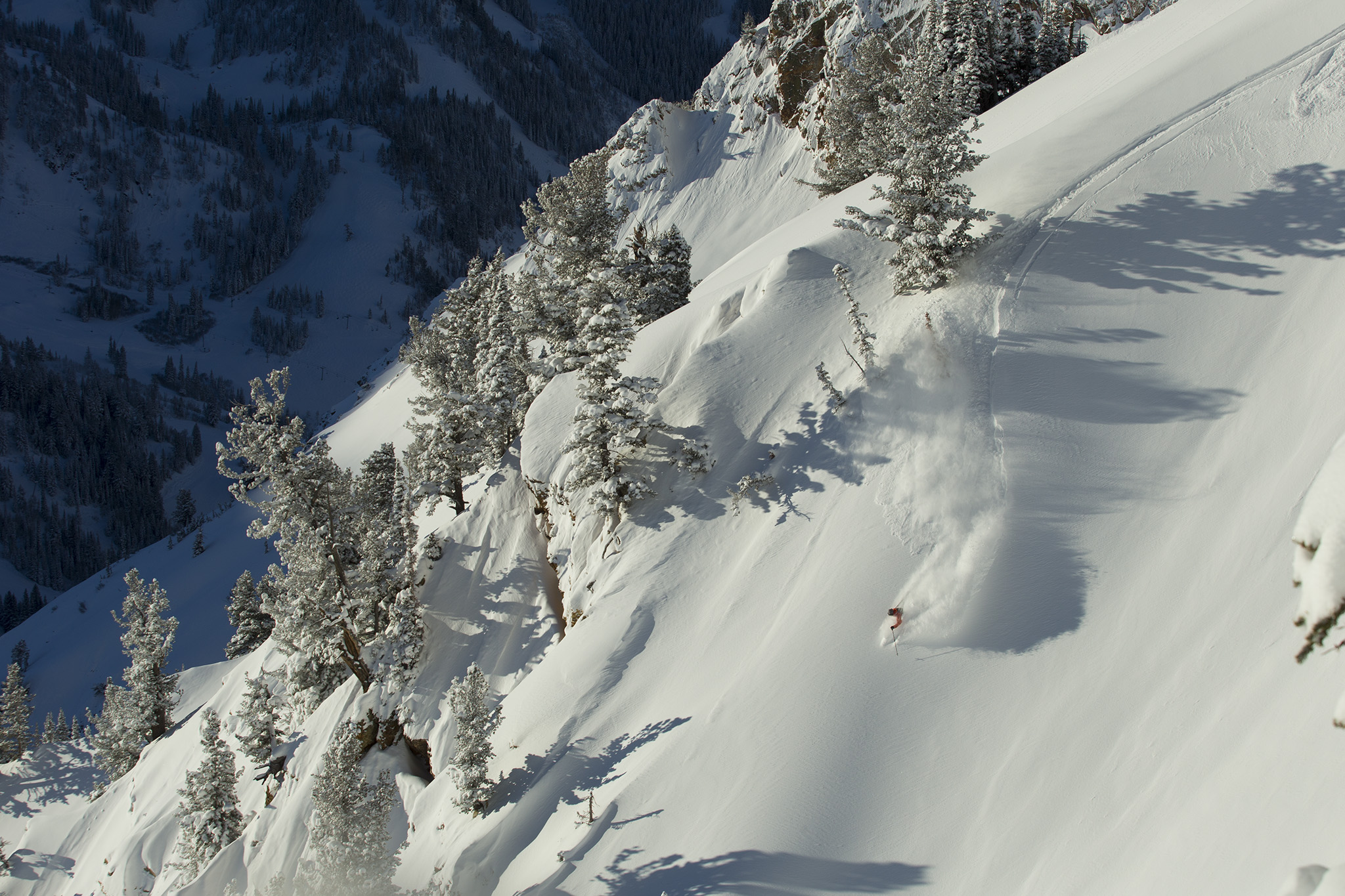 Sage Cattabriga-Alosa, Wasatch Backcountry, Utah photo:Adam Clark